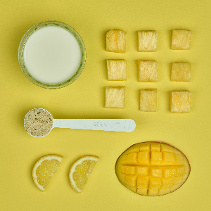 Pina Colada smoothie recipe Purition