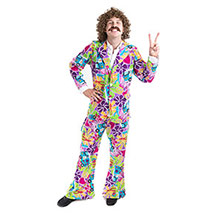 Charm Rainbow Disfraz de Chimpancé para Hombre Adulto: Amazon.es ...