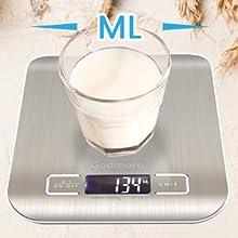 Balanza de Alimentos Multifuncional