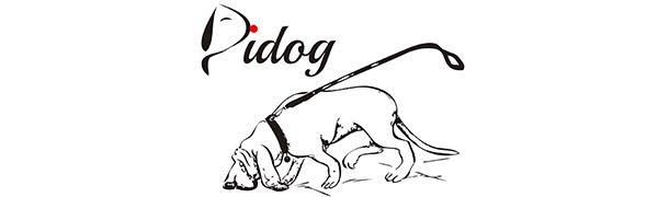 Didog arnés para perro acolchado de franela suave, a prueba de ...