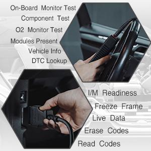 Autel MaxiCheck Pro ABS Purga De Freno Escáner OBD2 Herramienta de ...