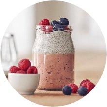 foodspring Semillas de chía blanca de calidad orgánica, 250g, Los alimentos que te mantendrán en forma