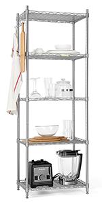 carrito de cocina · estantería metálica · estantería metálica ...
