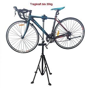 Yorbay soporte caballete plegable para bicicletas