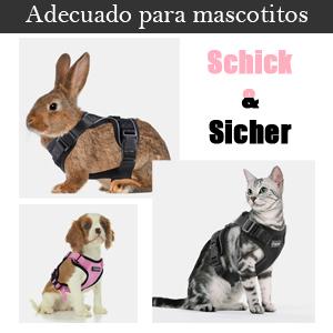 Eagloo Arnes Gato Pequeño Cómodo Material Chaleco Adapta a Su ...