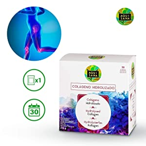 Colágeno Fortigel salud huesos articulaciones sobres polvo ácido hialurónico bambú acai vitamina C