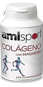 ... amls sport amlsport colageno magnesio comprimidos capsulas polvo sobres magnesio capsulas ...