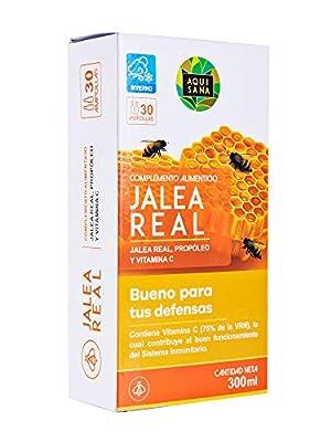 Aquisana - Jalea Real con Própolis y Vitamina C, para Reforzar ...