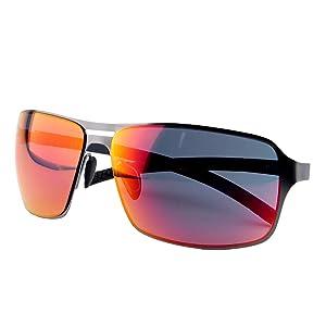 ActiveSol Gafas de sol HYPERION para caballero | antracita ...