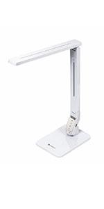 ETEKCITY Lámpara de Escritorio LED con Pueto USB, Control Táctil ...