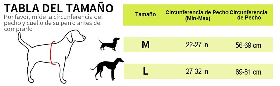 Arnés para Perro Transpirable, Arnés Pecho Antitirones Impermeable ...