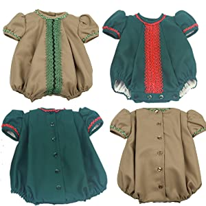 La belleza de los paños, el color de las fornituras y la ternura de los primeros meses de vida, hacen de un conjunto casual, en un traje para ocasión ...
