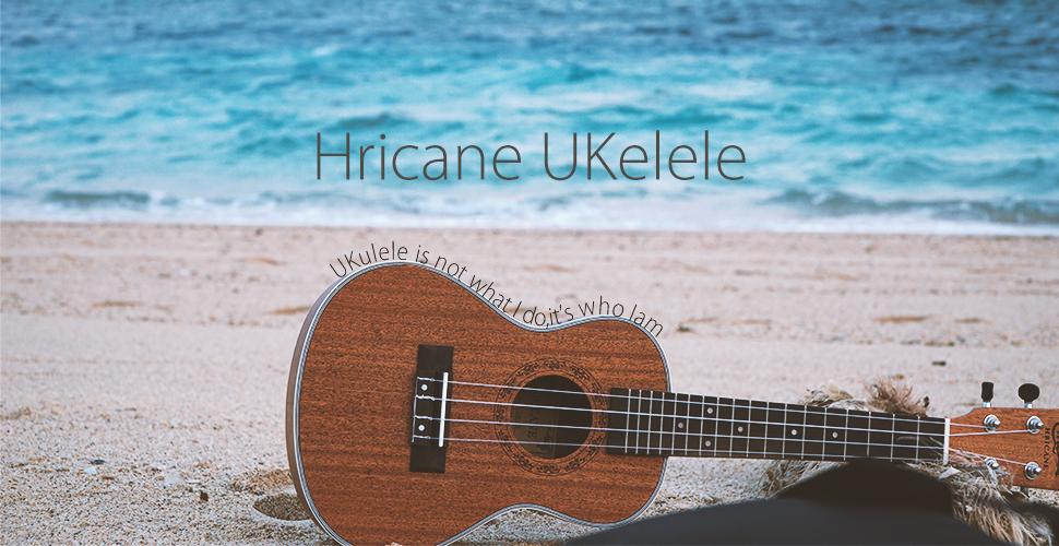 Ukelele, Hricane Ukelele Soprano 21 Pulgadas Hawaiian Ukulele Para ...