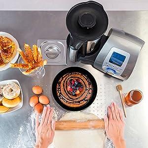 Robot de Cocina Cecotec Cecomix Plus: Amazon.es: Hogar