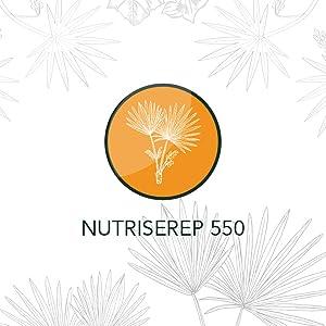 NUTRIVIVA - NUTRISEREP 500 | 100 comprimidos de 550 mg ...