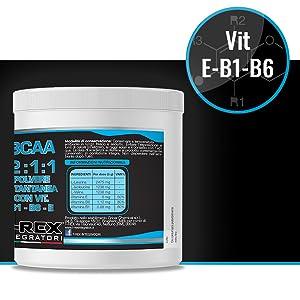 BCAA 2:1:1 Polvo Instantáneo 200 g Obtenido por medio de ...
