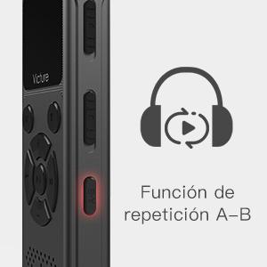 Función de repetición A-B