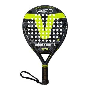 VAIRO Pala de Padel Element 5.1: Amazon.es: Deportes y aire libre