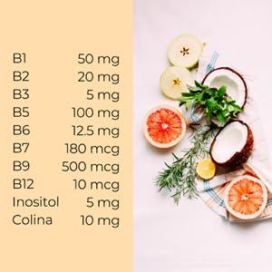 Para que los hidratos de carbono que adquirimos mediante la alimentación se conviertan en glucosa es fundamental tener un nivel óptimo de vitamina B. Esta ...