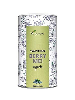 BIO Proteína Vegana + MACA y GUARANÁ Vegavero® | Batidos Saciantes + Masa Muscular + Bebida Energética en Polvo | Aislado de Guisante y Arroz | Sin ...