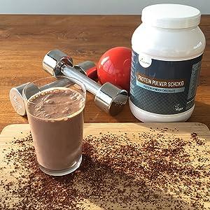 Proteína Vegana | Soja + Arroz Integral + Altramuz + ...