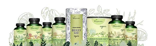 Maca Andina Vegavero® | 3000 mg | ORGÁNICA y SIN ADITIVOS | La Única TESTADA en Laboratorio | Estimulante Natural + Energía + Fertilidad + Vigorizante ...