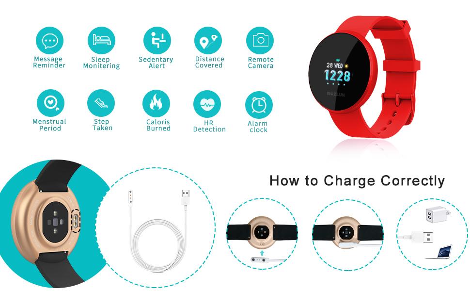 reloj inteligente para niños reloj inteligente mujer rosa reloj inteligente android