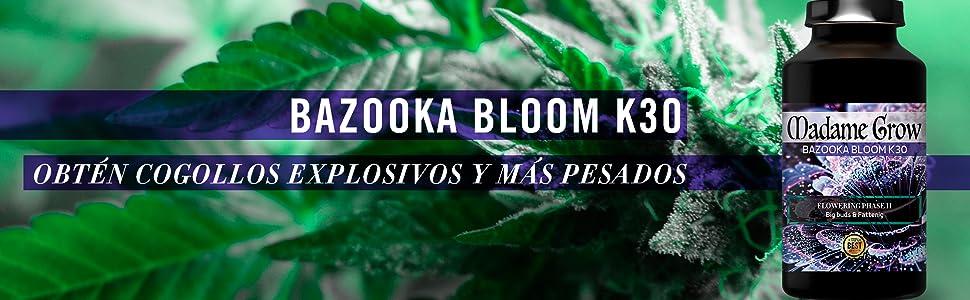MADAME GROW / Kit Bloom Complet - REVIENTA COGOLLOS/Marihuana o ...
