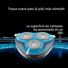 MAX-T RMS6101 Afeitadora Eléctrica para Hombres IPX7 100 ...