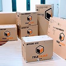 cajas para mudanzas de casa