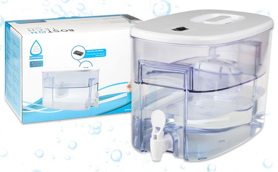 Filtro de Agua Boston Tech