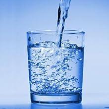 agua vaso fresca