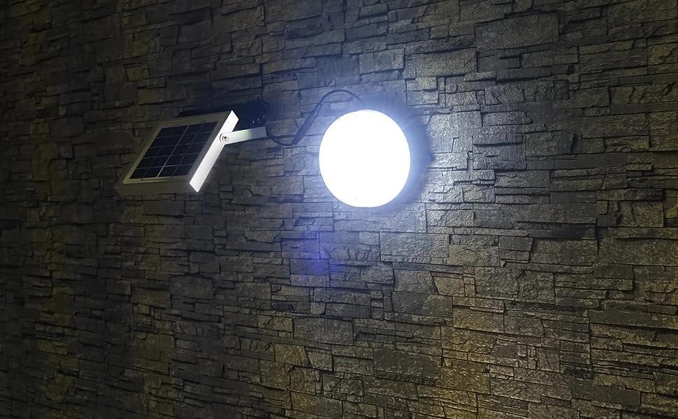 ROXY Solar Shed Light