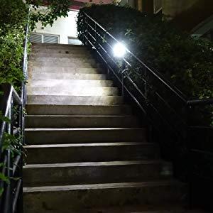 Para iluminación de pasarela