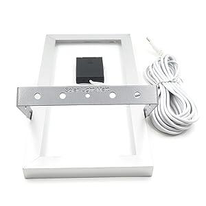 Panel solar de grado industrial con caja de conexiones y cable solar