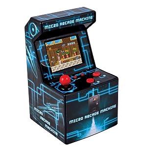 Amazon.es: ITAL Mini Recreativa Arcade (Rojo) / Mini Consola ...
