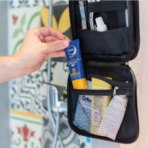 2f729dd40 ¿Cansado de tener que colocar sus artículos líquidos en una bolsa de  plástico antes de su vuelo?