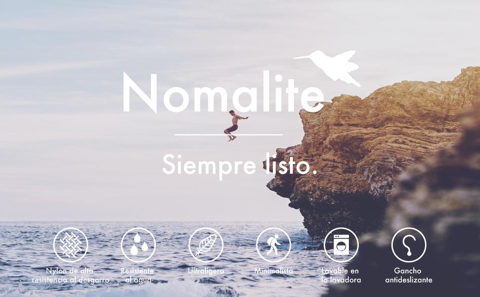 e49629d78 Neceser de Viaje Deluxe de Nomalite | Bolsa XL Viaje de Aseo ...