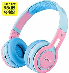 Alta calidad, características de auriculares estéreo inalámbricos Bluetooth incluyen: