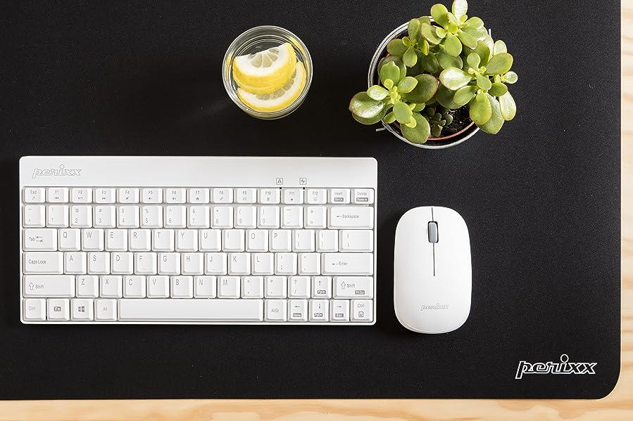 PERIDUO-712 - Set de teclado y ratón inalámbrico