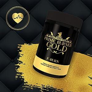 Prime Burner Gold | Suplemento Dietético 100% Natural Para ...