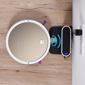 DIGGRO D600 Aspirador Robot con alta potencia de succión (4 modos ...