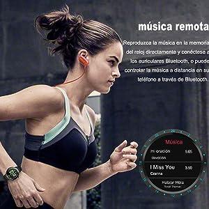 Diggro DI07 Smartwatch RAM 512MB ROM 8GB 3G incorporado Nano SIM WIFI Android 5.1 Bluetooth 4.0 MTK6580 1.1GHz Quad Core Procesador y Smart Band Dual ...