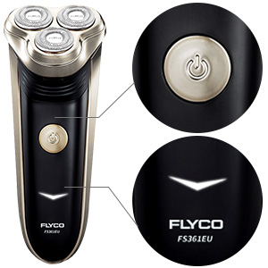 FLYCO Afeitadora FS361EU Recargable Maquinilla de Afeitar Hombre ...