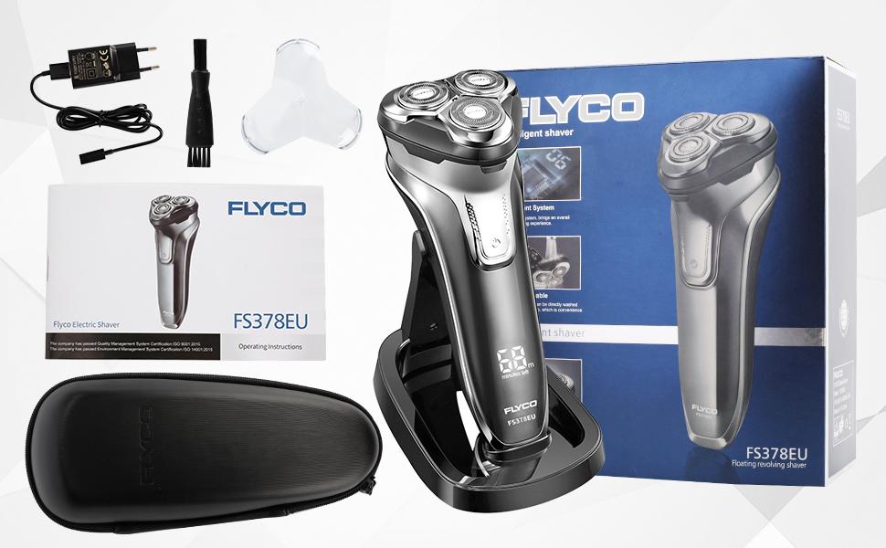 Maquinilla de afeitar eléctrica para hombres Afeitadora eléctrica ...