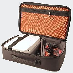 projector maleta