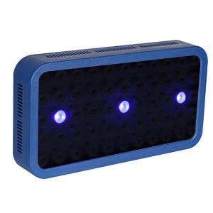 Canal de luz azul nocturno Presta atención al reloj biológico de la criatura acuática, crea una luz de luna realista, promueve el engendro del coral y el ...