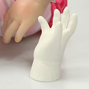 Lucky Hands® Huellas en 3D | Improntas Mano | Idea de Regalo para ...