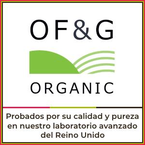 TheHealthyTree Company Polen de Abeja Español Orgánico - 250g