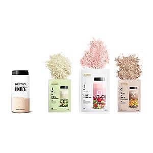 Dieta Completa Dietox DRY   6 días completo de sustitución a base ...